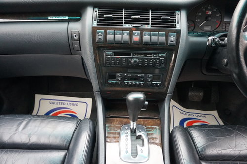1997 AUDI S8 D2 2 OWNERS 74K FULL HISTORY For Sale | Car ...