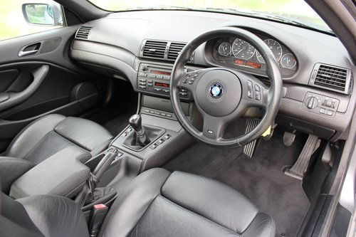 2004 BMW 330CI 3.0 M-Sport 2dr Coupe 6 Speed Manuel Convertible  SOLD (picture 4 of 6)
