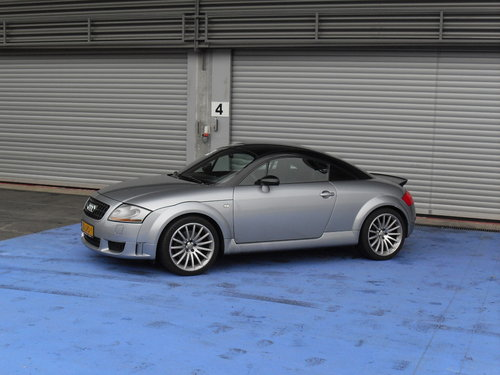 2005 Wanted Audi TT Quattro Sport to trade with my classic car Wanted (picture 1 of 1)