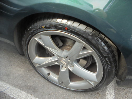 2008 A/5 AUDI 3 LTR AUTO DIESEL COUPE IN METALLIC  GREEN  F.S.H  For Sale (picture 5 of 6)