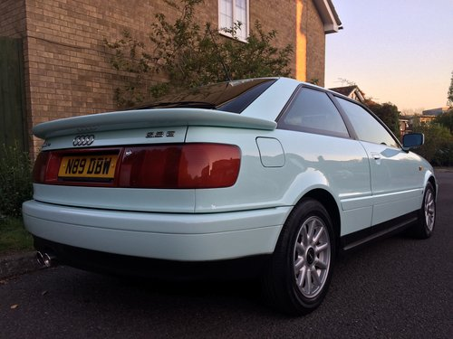 Audi 80 Coupe 28 V6 Quattro For Sale