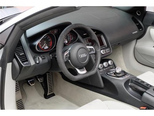 2010 Audi R8 V10 Spyder  For Sale (picture 2 of 5)