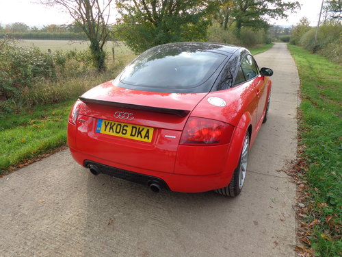 2006 AN IMMACULATE AUDI TT QUATTRO SPORT WITH ONLY 37,000 MILES! For Sale (picture 3 of 6)