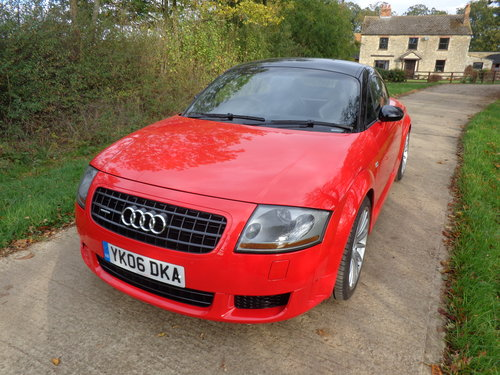 2006 AN IMMACULATE AUDI TT QUATTRO SPORT WITH ONLY 37,000 MILES! For Sale (picture 2 of 6)