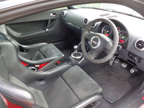 2006 AN IMMACULATE AUDI TT QUATTRO SPORT WITH ONLY 37,000 MILES! For Sale (picture 4 of 6)