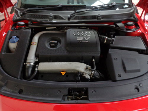 2006 AN IMMACULATE AUDI TT QUATTRO SPORT WITH ONLY 37,000 MILES! For Sale (picture 5 of 6)