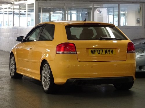 2007 Audi S3 2.0 TFSI Quattro 3dr For Sale (picture 2 of 6)