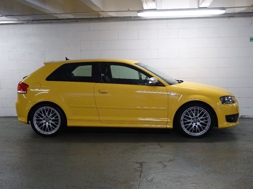 2007 Audi S3 2.0 TFSI Quattro 3dr For Sale (picture 3 of 6)
