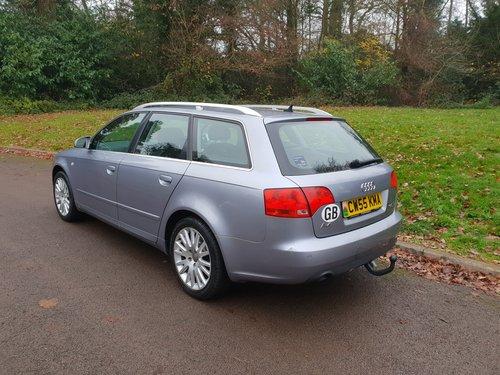 2006 Audi A4 Avant SE Quattro. V6 3.0 TDi. Hi Spec. Nice Example. SOLD (picture 6 of 6)