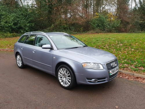 2006 Audi A4 Avant SE Quattro. V6 3.0 TDi. Hi Spec. Nice Example. SOLD (picture 1 of 6)