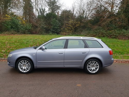 2006 Audi A4 Avant SE Quattro. V6 3.0 TDi. Hi Spec. Nice Example. SOLD (picture 2 of 6)