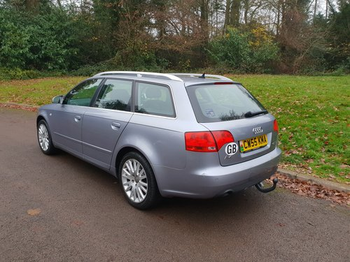 2006 Audi A4 Avant SE Quattro. V6 3.0 TDi. Hi Spec. Nice Example. SOLD (picture 6 of 6)