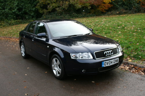Audi A4 1.9 TDi SE.. 130 BHP.. 6-Speed.. Low Miles & FSH SOLD (picture 2 of 6)
