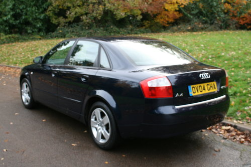 Audi A4 1.9 TDi SE.. 130 BHP.. 6-Speed.. Low Miles & FSH SOLD (picture 5 of 6)