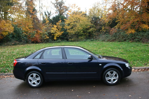 Audi A4 1.9 TDi SE.. 130 BHP.. 6-Speed.. Low Miles & FSH SOLD (picture 6 of 6)
