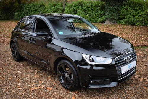 2017 Audi A1 Sport 1.0 TFSI 5-door Manual  SOLD (picture 1 of 6)