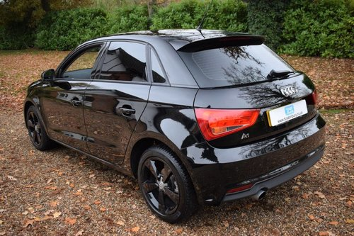 2017 Audi A1 Sport 1.0 TFSI 5-door Manual  SOLD (picture 2 of 6)