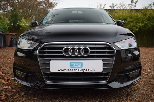 2017 Audi A1 Sport 1.0 TFSI 5-door Manual  SOLD (picture 4 of 6)
