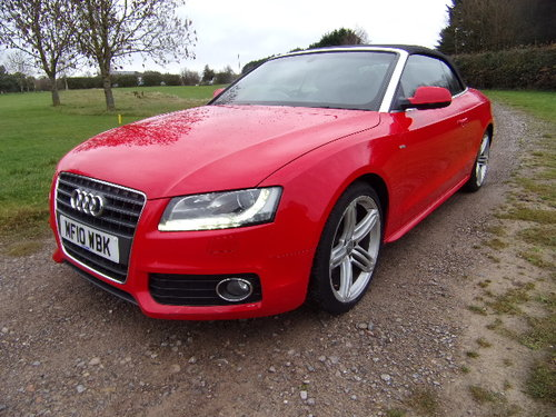 2010 Audi A5 S Line TFSi For Sale (picture 3 of 6)