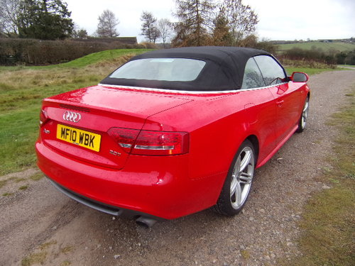 2010 Audi A5 S Line TFSi For Sale (picture 4 of 6)