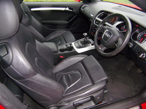 2010 Audi A5 S Line TFSi For Sale (picture 5 of 6)