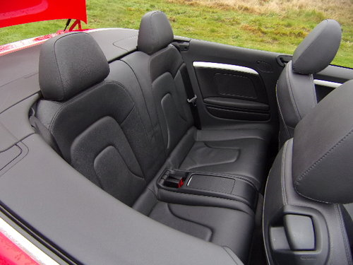 2010 Audi A5 S Line TFSi For Sale (picture 6 of 6)