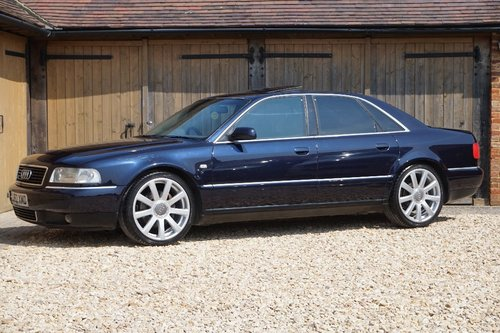 2002 AUDI A8 D2 3.7 QUATTRO For Sale (picture 1 of 6)