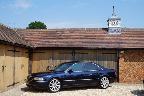2002 AUDI A8 D2 3.7 QUATTRO For Sale (picture 2 of 6)
