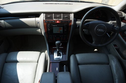 2002 AUDI A8 D2 3.7 QUATTRO For Sale (picture 3 of 6)