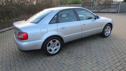 2000 Audi A4 2.8 Quattro Sport Tiptronic For Sale (picture 2 of 6)