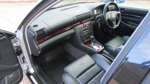 2000 Audi A4 2.8 Quattro Sport Tiptronic For Sale (picture 4 of 6)