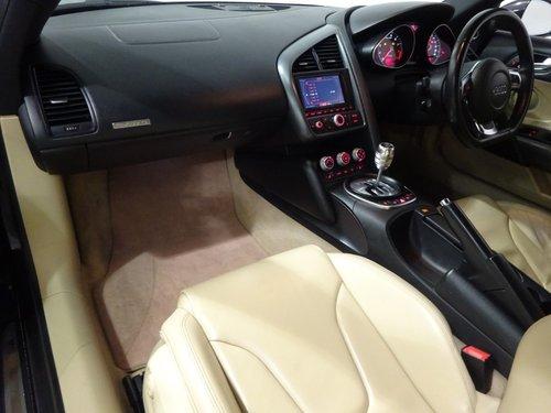 2008 AUDI R8 QUATTRO For Sale (picture 6 of 6)
