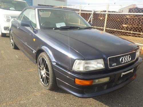 AUDI CABRIOLET 1997 CONVERTIBLE 2 6E * FRESH IMPORT * SOLD | Car And