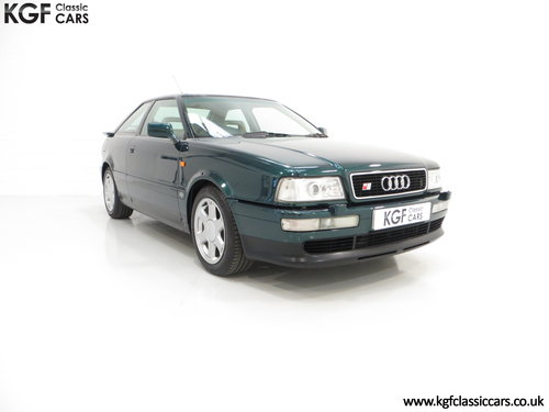 1994 A Fastidiously Maintained Audi Coupe S2 in Superb Condition SOLD (picture 1 of 6)