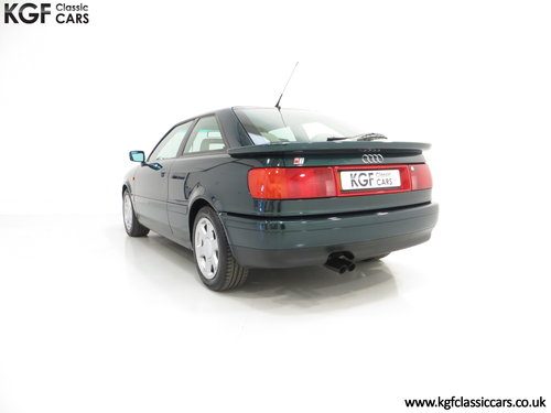 1994 A Fastidiously Maintained Audi Coupe S2 in Superb Condition SOLD (picture 4 of 6)