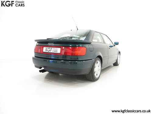 1994 A Fastidiously Maintained Audi Coupe S2 in Superb Condition SOLD (picture 5 of 6)