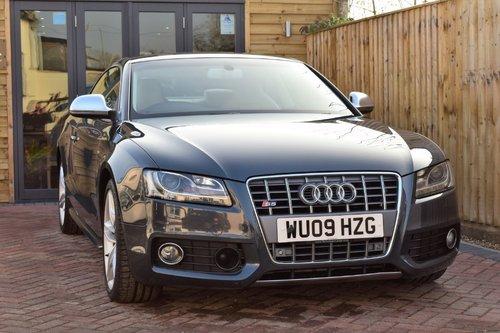 2009 Audi S5 Quattro For Sale (picture 1 of 6)