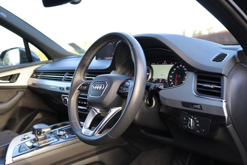 2018 AUDI Q7 TDI QUATTRO S LINE For Sale (picture 2 of 6)
