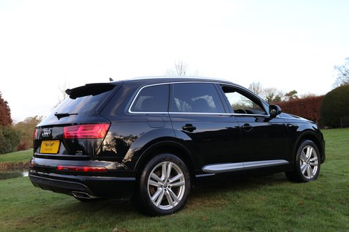 2018 AUDI Q7 TDI QUATTRO S LINE For Sale (picture 6 of 6)