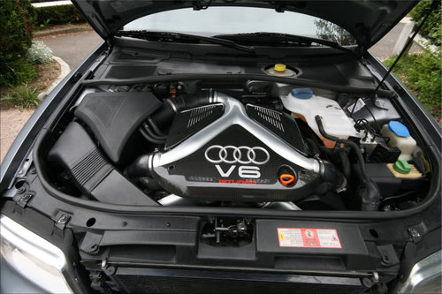 2000 AUDI RS4 B5 AVUS SILVER LHD For Sale (picture 4 of 6)