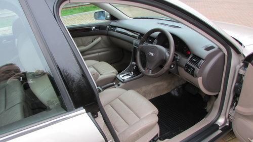 1999 Audi A6 2.8 Quattro S Sport Avant Tiptronic For Sale (picture 4 of 6)