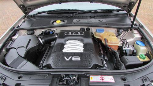 1999 Audi A6 2.8 Quattro S Sport Avant Tiptronic For Sale (picture 6 of 6)