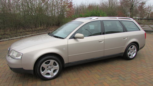 1999 Audi A6 2.8 Quattro S Sport Avant Tiptronic For Sale (picture 1 of 6)