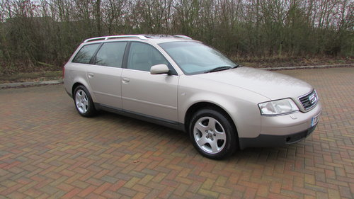 1999 Audi A6 2.8 Quattro S Sport Avant Tiptronic For Sale (picture 2 of 6)