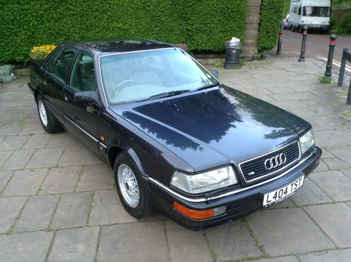 1993 Audi V8 4.2 Quattro Lwb Px Porsche/E type any condition. For Sale (picture 1 of 6)