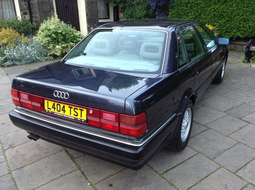 1993 Audi V8 4.2 Quattro Lwb Px Porsche/E type any condition For Sale (picture 2 of 6)