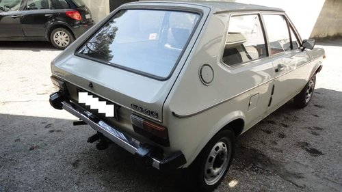 1976 Audi 50 LS,V Rare 1 of only 4 in UK Excellent condition For Sale (picture 4 of 6)