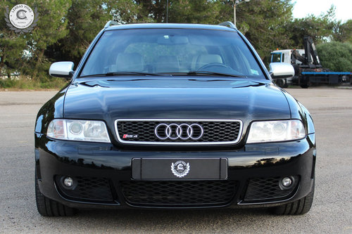 AUDI RS4 2000 SOLD (picture 1 of 6)