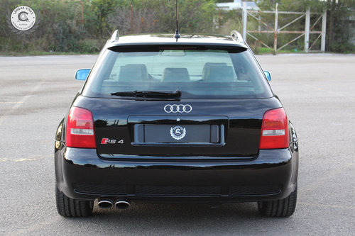 AUDI RS4 2000 SOLD (picture 2 of 6)