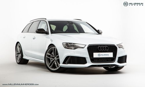 2013 AUDI RS6 AVANT // DYNAMIC PLUS PACK // CERAMIC BRAKES For Sale (picture 2 of 6)